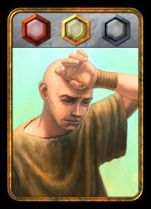 Carte Esclave