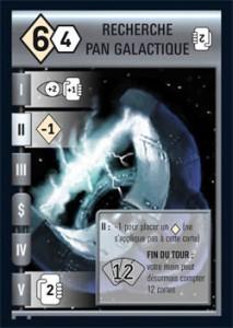 Recherche pan galactique