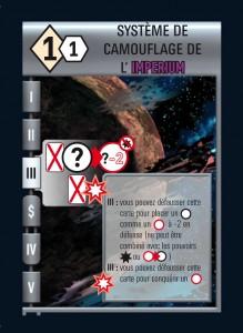 système de camouflage Imperium