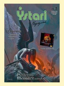 ystari magazine