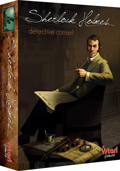 Sherlock Holmes détective conseil 2011